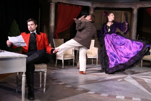 Marriage of Figaro, Act 2 finale