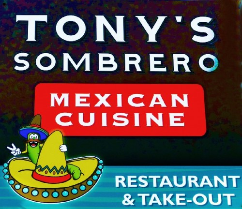 Tony's Sombrero: Mexican Restaurant