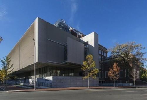 New Harvard Art Museums