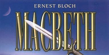 Macbeth  at the Manhattan School of Music
