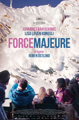 Swedish Film Force Majeure (Turist)