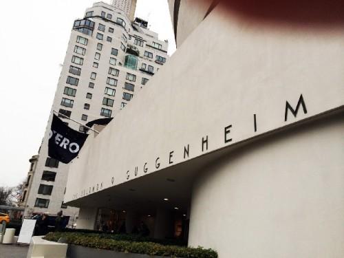 ZERO: Countdown to Tomorrow – Guggenheim Museum, NY