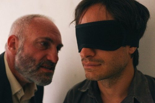 Bernal and Kim Bodnia