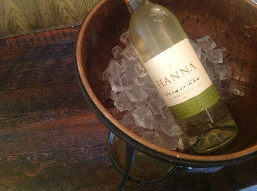 2013 Hanna Russian River Valley Sauvignon Blanc