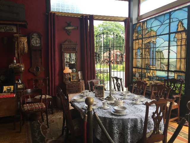 The Antique Dining Room