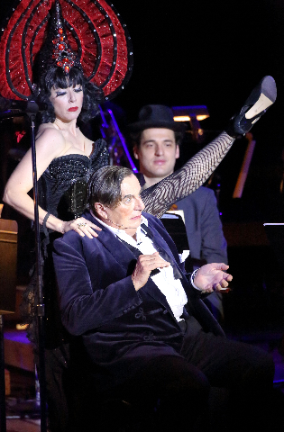 Meow Meow with Barry Humphries