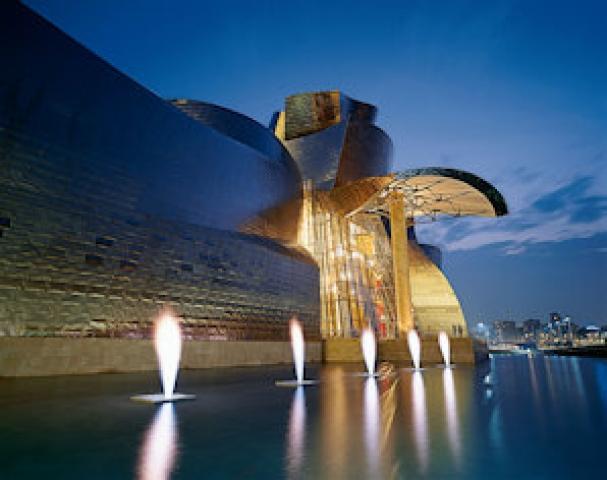 Guggenheim Bilbao At Twenty Berkshire Fine Arts