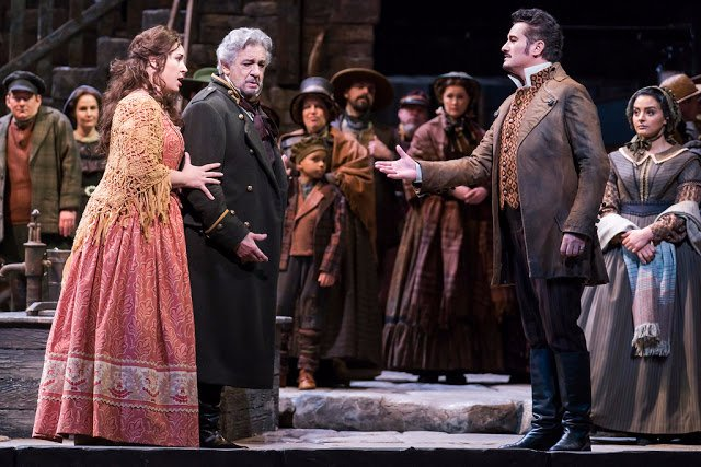 Luisa Miller at the Metropolitan Opera - Berkshire Fine Arts