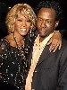 Whitney Houston had a troubled marriage to singer Bobby Brown.