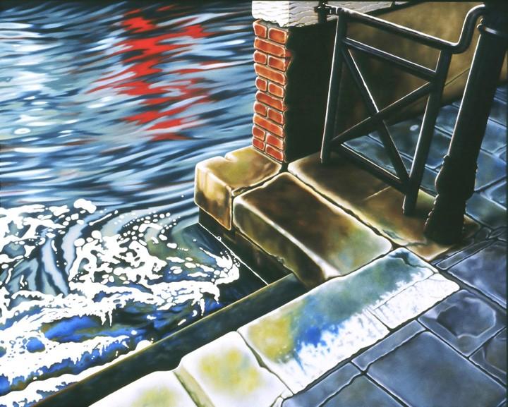 Past the Past (Venice Steps)