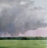 Downpour - by: Ann Scott